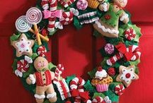 holiday craft ideas / My favorite holidays are Christmas and Halloween / by Wendelin McMahon