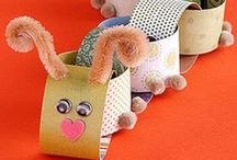 For the kids / Great ideas for the kiddos. Follow me at http://thepinterestedparent.com