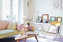 Living Room / by Tara