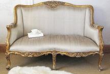 Interiors-Furniture / by Kyra Williams