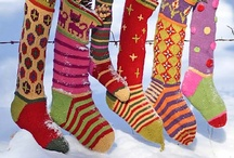 Its all about stockings / by Wendelin McMahon