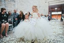 Flower Girl Tutu Dress / Flower Girl Dress for 2013, can be created in almost any colors to match your wedding theme :)