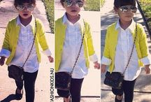 Kids Style / by Ashley Harper