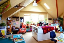 Craft room / by Wendelin McMahon