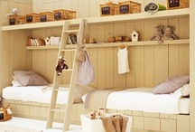 CHILDRENS BEDROOMS / by Janet