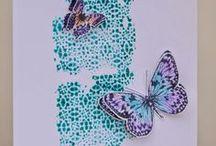 CARD/Butterflies / by Maribel Requena Guerrero