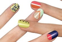 Spring Nails with Speed Dry+