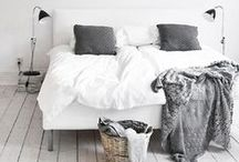 SWEET DREAMS || BEDROOM || BED / bedrooms / by LITTLE PAPER LANE