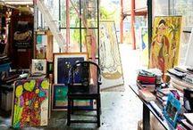 Artist Studios / by Tara