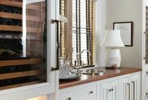 Interiors-Wet bar / by Kyra Williams