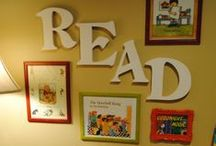 Letters, Reading, Writing & Kid's Books