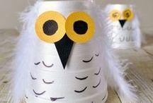 Dixie & Styrofoam Cups Crafts
