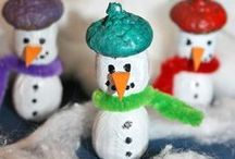 Winter Crafts & Activities