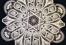 Crochet Doilies / Crochet doily patterns