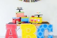 Love The Day PARTIES / All Love The Day Parties in place! All styled by Lindi Haws.