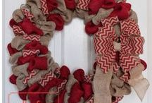 Wreaths and Door Decor / Tutorials for all occasions