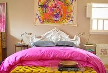 Bedroom decorating ideas / by Taylor Covington