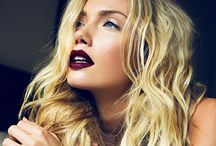 Vogue modeling / by Taylor Covington