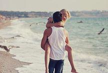 Couples photoshoot ideas / by Taylor Covington