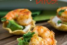 Recipes--Appetizers and Finger Foods