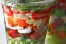 Recipes--Salad and Salad Dressings