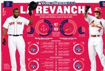 Baseball Infographics / One the most popular sports in America (both North and South), Baseball is the theme of this board, filled with infographics featured on Visual Loop (http://visualoop.tumblr.com) / by Visualoop