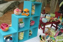 booth design / craft fair, market fair, booth design, retail design / by whiskey ginger collective