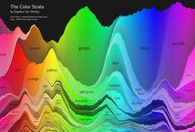 Colours Infographics