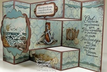 CardMaking: 3D Card Folds / by Lori Colby