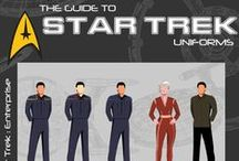 Star Trek Infographics / by Visualoop