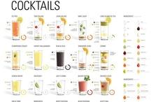 Cocktails Infographics