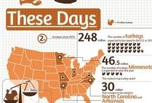 Thanksgiving Infographics