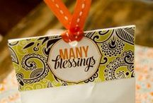 Thanksgiving Ideas / by Love The Day