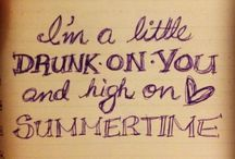 Song lyrics / by Taylor Covington