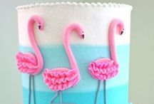 DIY Flamingo Party Ideas / All things pink and flamingo! Pink and sassy DIY Flamingo Party Ideas!