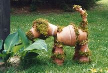 Garden- Decorations / by Jennifer Frazier