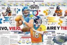 Super Bowl Infographics