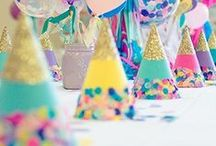 Polka Dot Party Ideas / Throw the perfect Polka Dot Party with these DIY Polka Dot Party Ideas!