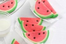 Watermelon Party Ideas / A collection of creative, fun and DIY Watermelon Party Ideas.