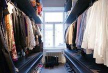 Closet. / by Madison Slate