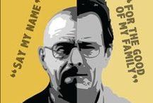 Breaking Bad Infographics / by Visualoop