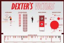 Dexter Infographics / by Visual Loop