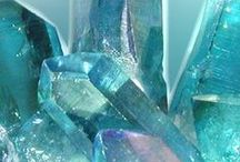 Crystals / The Earth is full of wonder - Crystals are some of her most wonderful creations. Crystals have their own vibration and can be used for healing, harmonising and clearing.