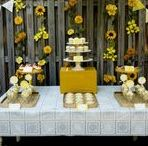 Sunshine Party Ideas / A collection of party ideas for your little Sunshine! Sunshine Party Ideas!