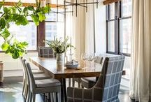 Great Spaces / Rooms we love from all over the web.