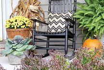 Home Decor- Porches / by Jennifer Frazier