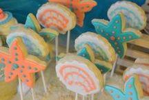 Dylan's 3rd Birthday (Fish Theme) / by Leslie Radda