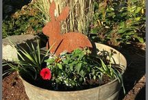 Garden- Container plantings / by Jennifer Frazier