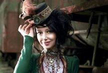 Steampunk / Because I would if I could.