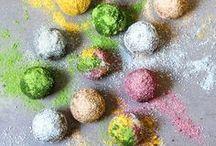 sweet treats + baking.